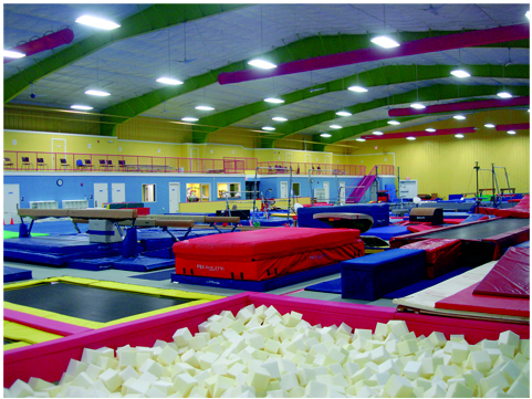 Our Gym Gymland School Of Gymnastics